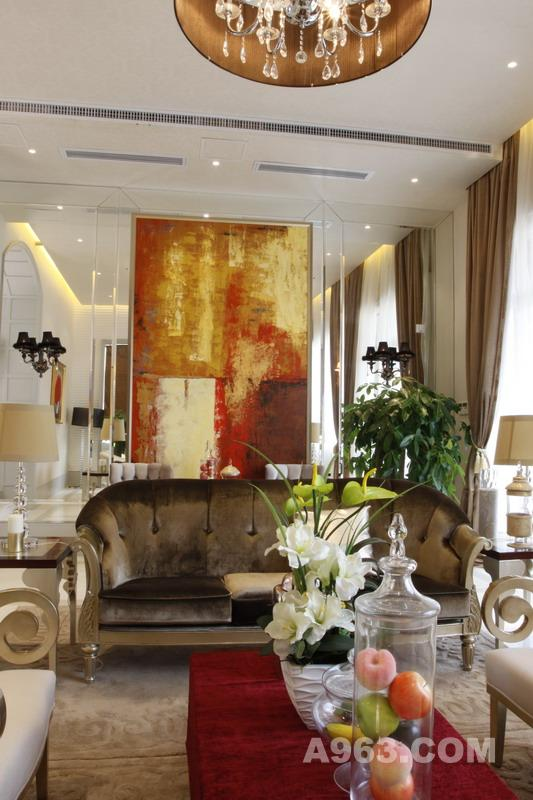 样板房家具 客厅沙发 欧式沙发 后现代沙发 后现代主义家具
